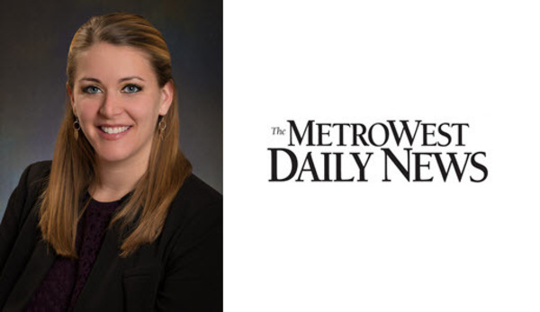Dana was featured in The Metrowest Daily News