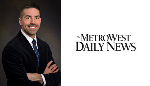 Kyle was featured in The Metrowest Daily News