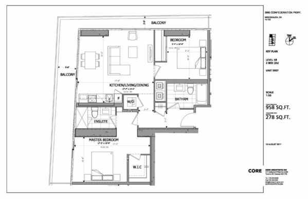 Floor plans for a new home